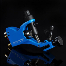 New rotary tattoo machine Stigma Bizarre V2 blue high quality tattoo machines free shipping