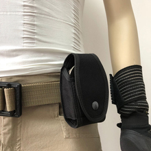 Key Holder Simulation Handcuffs Bag Key Chain Key Ring Handcuff Sheath Holster Cuff Case Pouch with Belt Loop ring linked belt with bag
