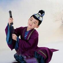 Костюм для мальчиков zi yan mo костюм косплея с изображением