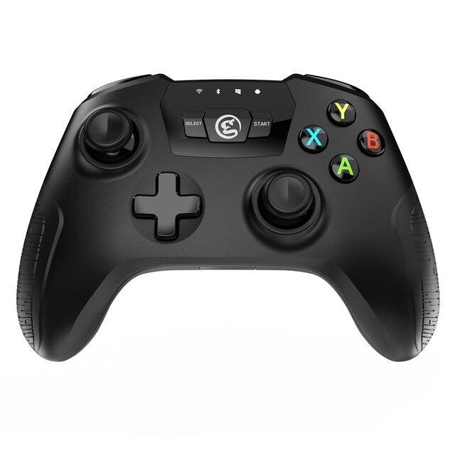 GameSir T2a AA batería o cargador Bluetooth 2,4G receptor inalámbrico Gamepad con cable controlador USB