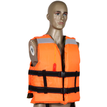 2 Sides Unisex Adult Foam Flotation Swimming Life Jacket Vest