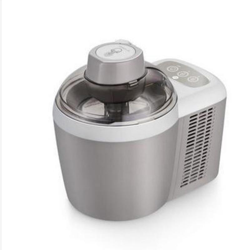 Ice Cream Machine Children Mini- Ice Cream Machine Household Small-sized Fully Automatic Ice Cream Trigger Commercial 2