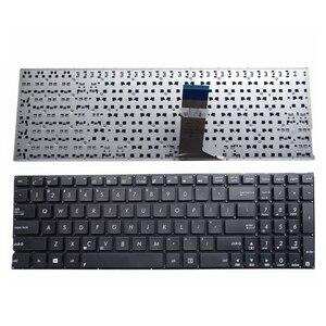 Yaluzu eua teclado do portátil para asus x554 x554l x554la x554ld x554ln x554lp teclado preto