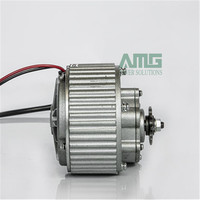 MY1018 450W DC 24V 36V 3000rpm High Speed Brush Micro Motor For Electric Tricycle Electric Scooter