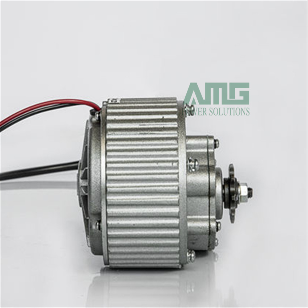 MY1018 450W DC 24V/36V 3000rpm high speed brush micro motor for electric tricycle, Electric Scooter