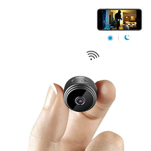 Get more info on the Mini Camera WIFI Small Camera Wireless HD 1080P Camera Built-in battery with Motion Detection Night Vision For iPhone/Android/PC