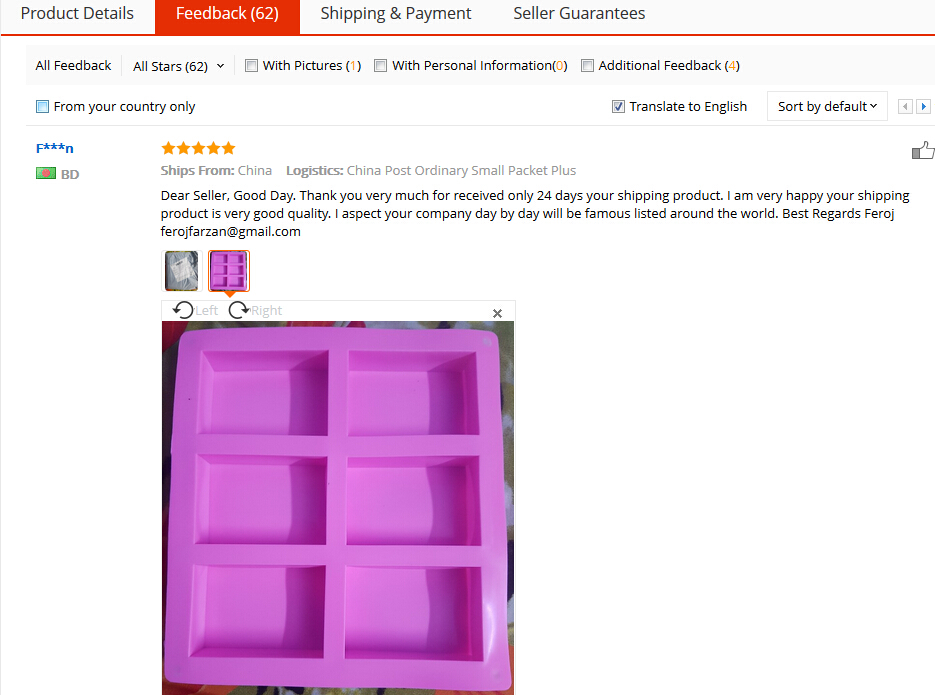 Silicone Soap Molds BESTZY 2PCS Silicone Mold Cake Baking Mold Homemade Craft Soap Mold Biscuit Chocolate Mold Candle Mold Resin Mold