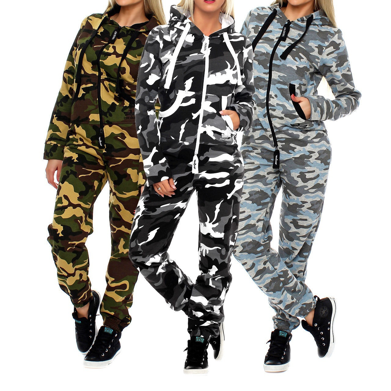 ZOGAA Tracksuit TWO PIECE SET Camouflage T Shirt Crop Top Leggings for Women Fitness Track Pant Work Out Sporting Suit Female in Women 39 s Sets from Women 39 s Clothing