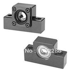 3pairs/lot EK6/EF6 end supports bearing Fixed side EK6 and Floated side EF6 match for screw shaft 3pairs lot ek20 ef20 end supports for ball screw guide fixed side ek20 and floated side ef20