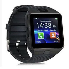 2017 New Hot Bluetooth Smart Watch Wrist Men Watch Fashion Sport watch for Android Smartphone ios phone Sumsung Huawei Telephone