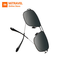 Xiaomi Sunglasses Pro Square Classic Nylon polarized UV Resistant Gradient Lens 1mm Superfine Glasses Legs Man And Woman original xiaomi mijia turok steinhardt ts nylon polarized stainless sunglasses colorful retro 100% uv proof for travel man woman