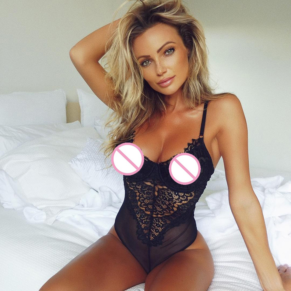 KANCOOLD Bra & Brief Sets Women Lingerie Corset Lace Underwire Racy Muslin Bodysuit Temptation Underwear bra set 2018MA18
