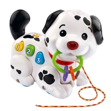 Early Childhood Education Pull Electric Dog Puzzle Intelligent Voice Learning Story Contact Sensor Learn To Climb Early Educat like pictures like chinese early childhood education to enlighten oracle bone inscriptions textbook