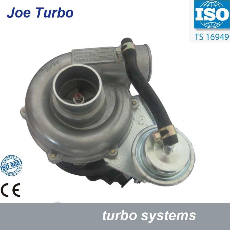 RHB5 8971760801 VA190013 VICB TURBO Turbine Oil Cooled Oil Lubrication Turbocharger For ISUZU 100P 4JB1T 2.8L 4JG2T 3.1L D