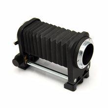 Soufflet Macro pliable pour NIKON, pour modèles D7000, D5000, D3200, D3100, D3000