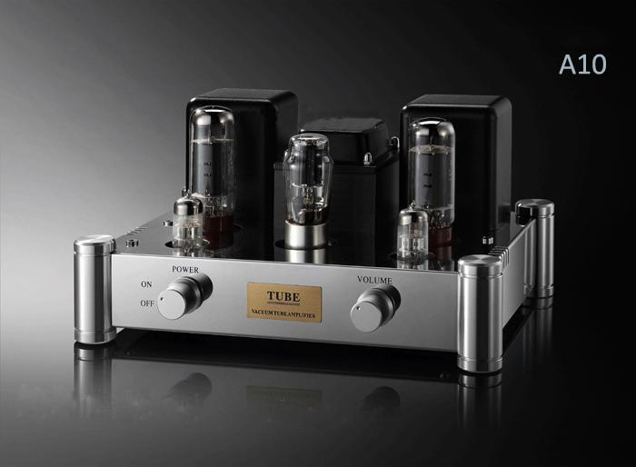 Finished EL34 Vacuum Tube Amplifier Stereo HiFi Single-ended Class A Power Amp 5Z4P Rectifier 6N2 Tube Amplifier hifi stereo 6n2 6p1 single ended class a tube amplifier amp board diy kit
