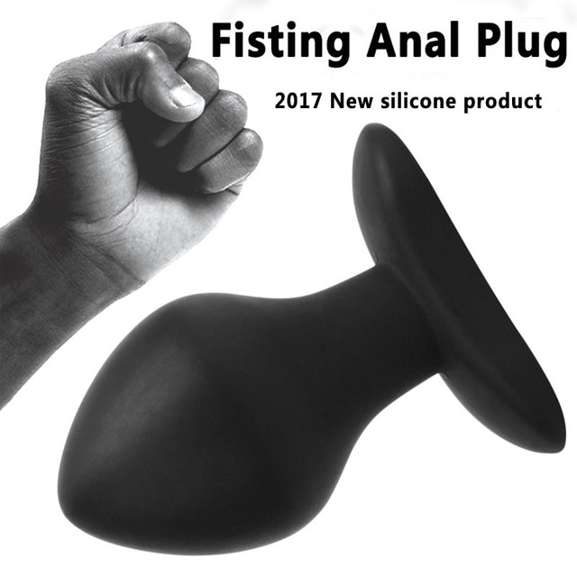 70mm huge big diameter anal expander dilator silicone butt plug g spot stimulator large fisting anal plugs sex toys for adults
