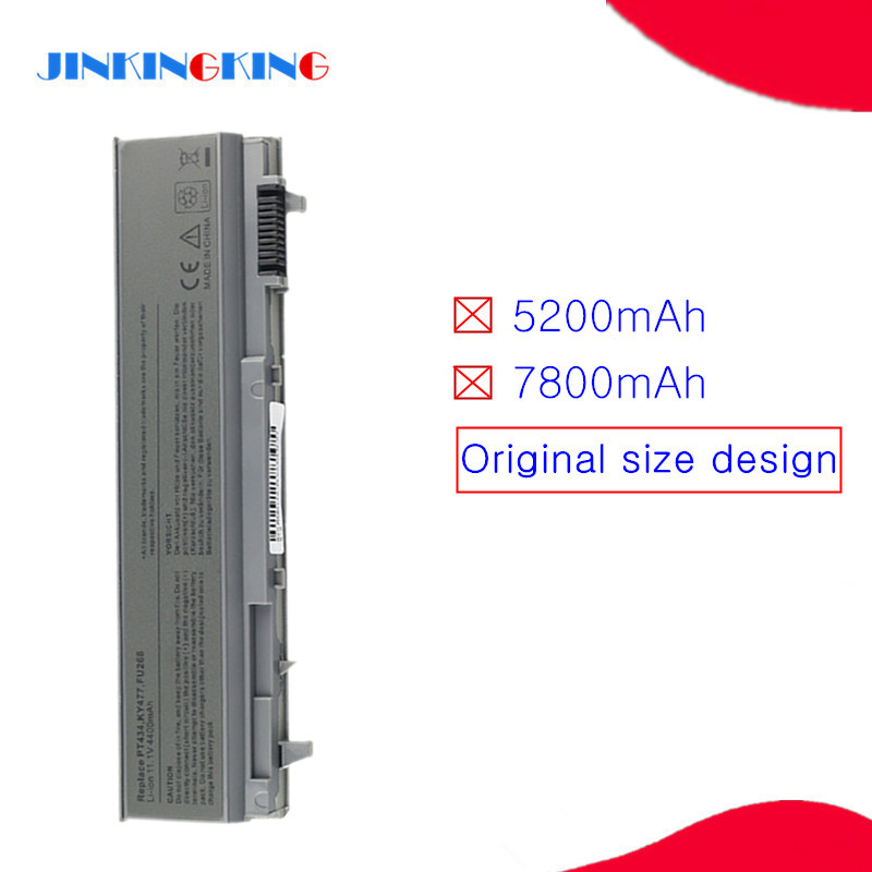 Laptop battery FOR Dell Latitude E6400 E6410 E6500 for Precision M2400 M4400 M4500 image
