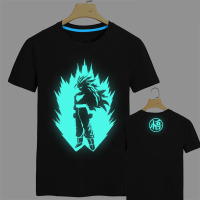 Dragon Ball Z Super Saiyan Fluorescent T-Shirt