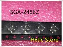 10PCS SGA-2486Z SGA-2486 SGA2486Z SGA-2486 MARKING A24 24Z SMT-86 IC