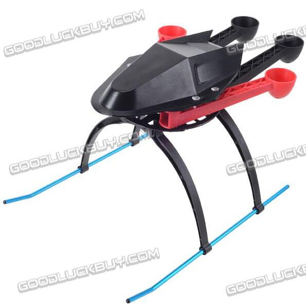 Ideafly Ifly-4S Quadcopter Carbon Fiber W/cover Frame 550MM Multi Rotor for FPV