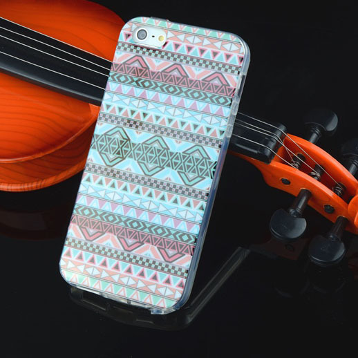 Coque For iphone 5 Case Mandala Flag TPU Soft Plastic Case For Apple iphone se 5S Case Owl Tower Back Cover Phone ShockProof Bag
