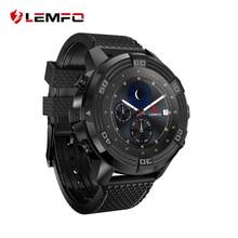 LEMFO LEM6 Android 5.1 Smart Watch Smartwatch Wasserdichte GPS Tracker Smart Uhren Telefon 1 GB + 16 GB Smartwatch 2017