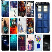 Babaite Box Doctor Who TELEFON 11 High-end-Schutz Telefon Fall für iPhone 5 5S 6S 6plus 7 7plus 8 8Plus X Xs MAX XR fall(China)