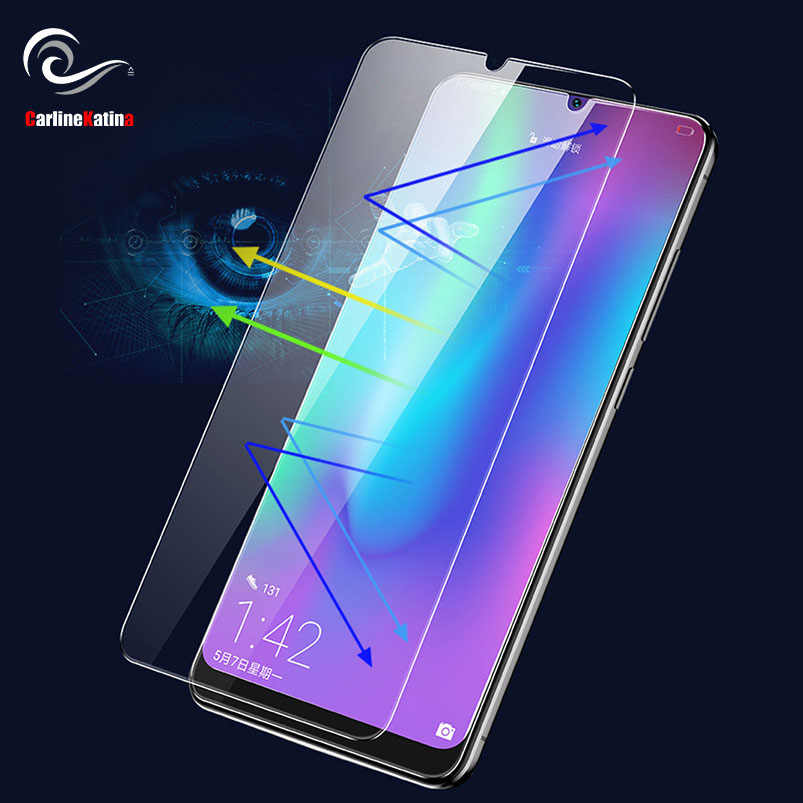 For Huawei P30 Pro p smart 2019 Y7 Pro 2019 Nova 4 For Honor View 20 Front Tempered Glass Screen Protector film Case cover 9H