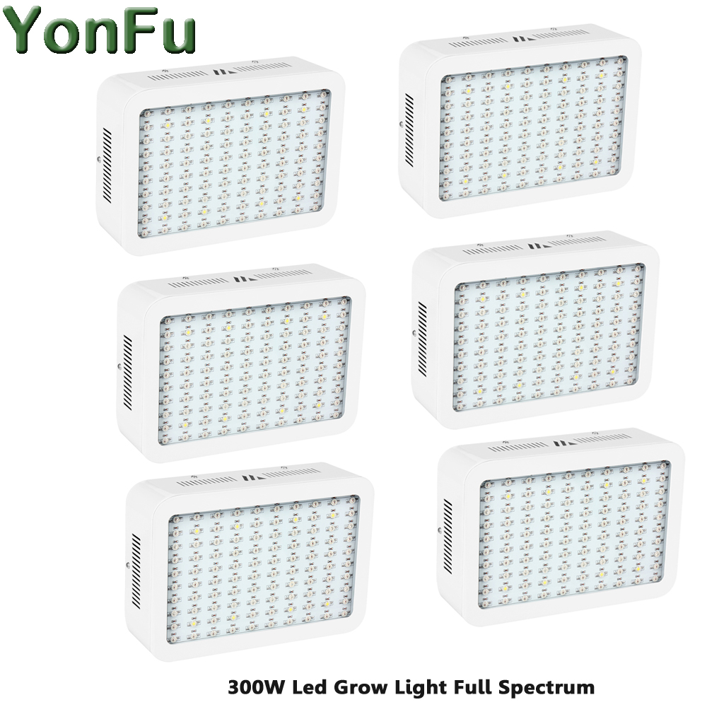 LED grow light 300 Full Spectrum for Indoor Greenhouse grow tent plants grow led light Growing Lamps Veg Hydroponics System jiernuo led grow light 600w mini lamps for plants grow led full spectrum fitolampa for greenhouse hydroponics system aquarium
