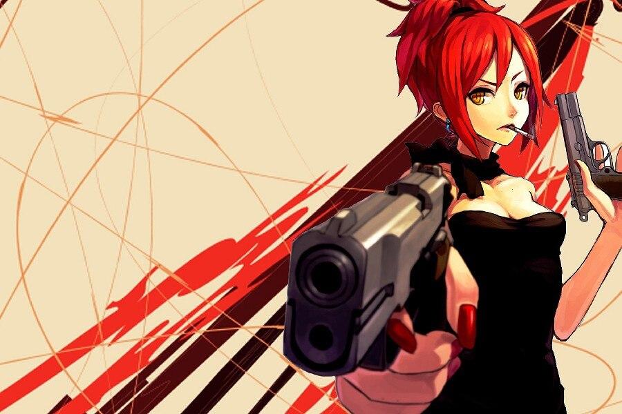 Anime Gun Girl Promotion Shop For Promotional Anime Gun Girl On