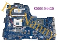 3D For Toshiba Satellite A660 A665 Intel HM55 S989 Motherboard K000104430 NWQAA LA-6062P -- tested