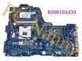 3D para Toshiba Satellite A660 A665 Intel HM55 S989 Motherboard NWQAA LA-6062P K000104430 - testado