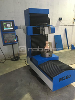 Mini cnc wood router 5 axis milling machine for wood metal M360