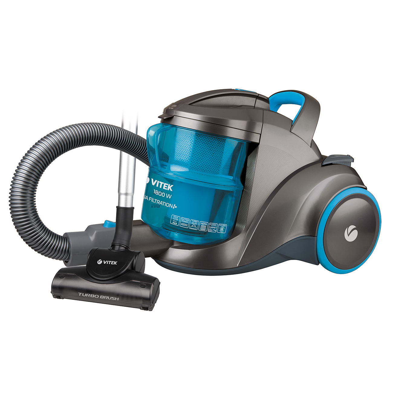 Electric vacuum cleaner Vitek VT-1835 B
