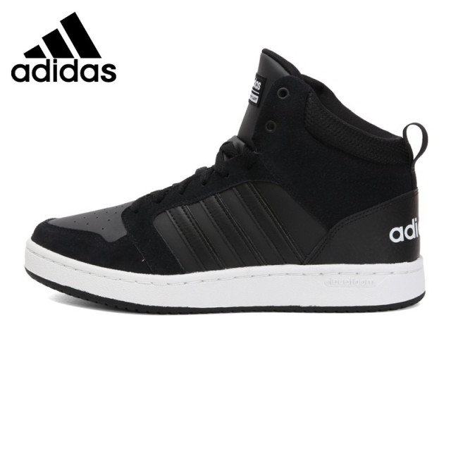 best cheap b2ba7 7ee00 Original New Arrival Adidas NEO Label SUPER HOOPS MID Men s Skateboarding  Shoes Sneakers