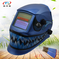 Welding Helmet Auto Darkening Solar inner battery Power MIG TIG Welding mask Shading for welder Grinding adjust JD03(2200DE)GB