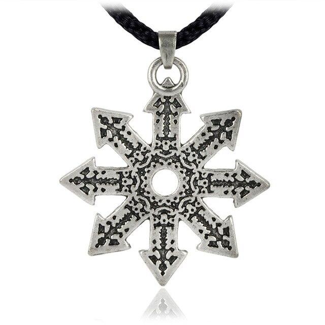 Ezei pewter chaos magick star pendant in pendant necklaces from ezei pewter chaos magick star pendant aloadofball Gallery