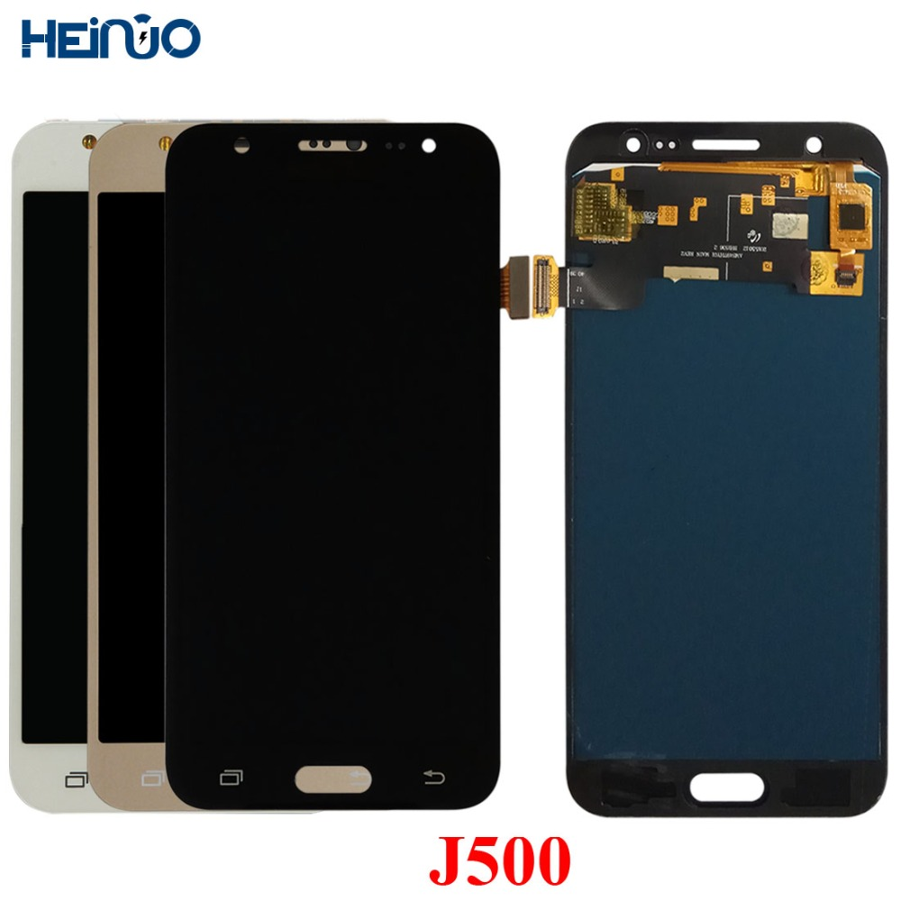 J5 A CRISTALLI LIQUIDI Per Samsung Galaxy J5 J500 J500F J500FN J500Y J500M Display LCD Touch Screen Pantalla Digitizer Assembly Monitor SostituireJ5 A CRISTALLI LIQUIDI Per Samsung Galaxy J5 J500 J500F J500FN J500Y J500M Display LCD Touch Screen Pantalla Digitizer Assembly Monitor Sostituire