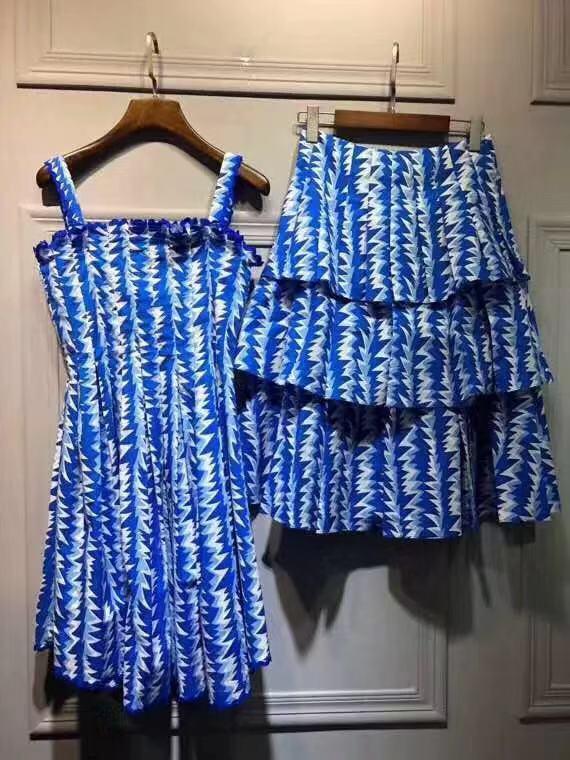 Mujeres Falda Primavera Longitud La Última Imperio Moda Faldas De Cintura Alta Las Rodilla 2019 BIvWngg