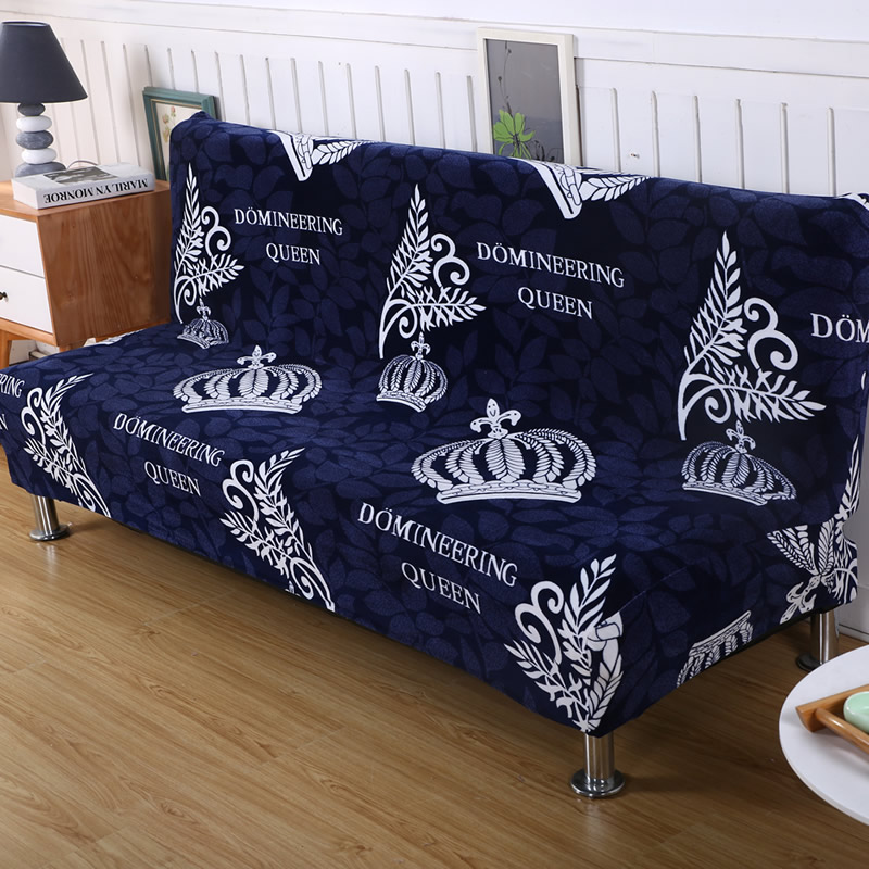 Velvet plush printed flower funda sofa cover slipcovers for Canape sofa cover