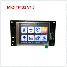 МКС TFT32 V4.0 сенсорный экран заставки ЖК smart контроллер трогательно TFT32_L дисплея RepRap TFT монитор экран с ЖК-дисплеем для 3D-принтеры