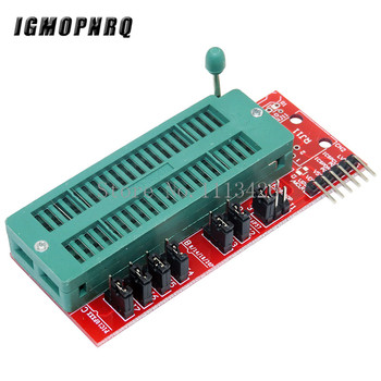 цены 5PCS/LOT PIC ICD2 PICKit 2 PICKIT 3 Programming Adapter PICKIT2 PICKIT3 Universal Programmer Seat