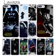 Lavaza Darth vader Star wars Child in the brain Phone Case for Apple iPhone XR XS Max X 8 7 6 6S Plus 5 5S SE 5C 4S 10 Cover
