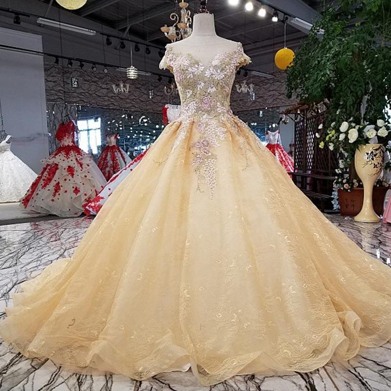 US $363.33 |luxurious Amazing wedding dresses