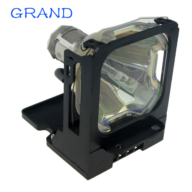 New Replacement VLT-XL5950LP Projector Lamp for XL5950U/XL5980/XL5950 LV5980U with housing 180 days warranty Happybate new wholesale vlt xd600lp projector lamp for xd600u lvp xd600 gx 740 gx 745 with housing 180 days warranty happybate