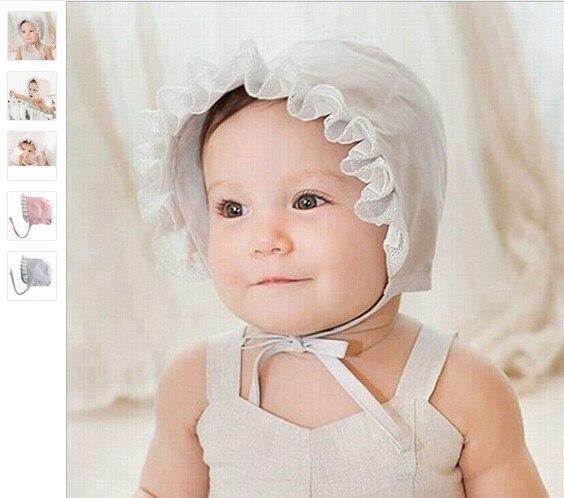EMS, DHL,, вязаная шапка ручной работы с цветами для маленьких девочек, милая Шапка-бини, вязаная шапка, 15 шт./партия, красный, розовый, бежевый