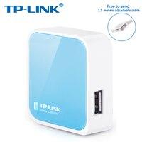 LINK TP TP-Link Router WiFi 150 M Mini 3G Wi-Fi Repetidor Inalámbrico Router TL-WR703N 2.4G 802.11b Routers de Viaje al aire libre