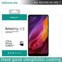 Для Xiaomi Mi Mix 2 s NILLKIN Amazing H+ PRO 2.5D 0,2 мм защита для экрана из закаленного стекла для Xiaomi Mi Mix 2