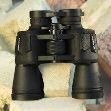 Canon 20X50 Высокое качество hd-широкоугольный Центральный Увеличить Портативный LLL Ночного Видения Бинокль телескоп